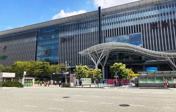 福岡県 博多駅